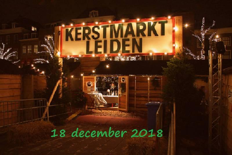 kerstmarktleiden